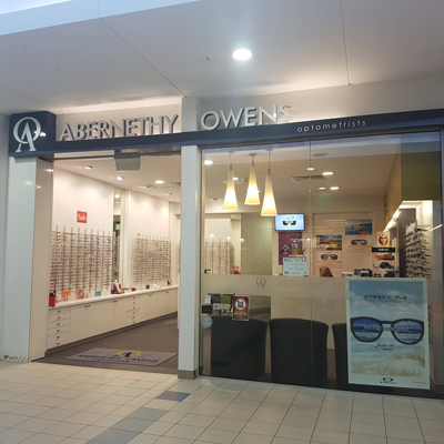 Abernethy Owens Optometrists Floreat Exterior