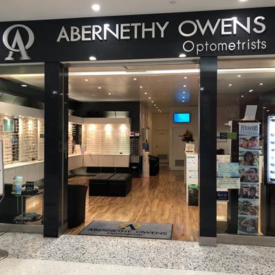 Abenethy Owens Optometrists Kardinya Exterior