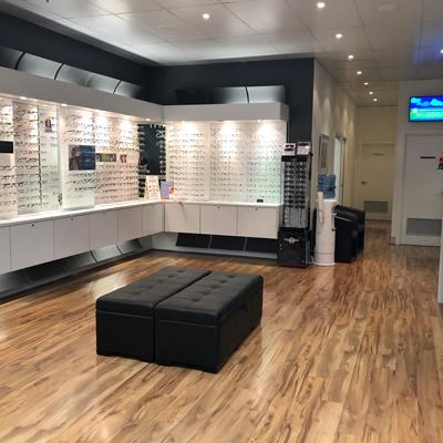Abernethy Owens Optometrists Kardinya Interior