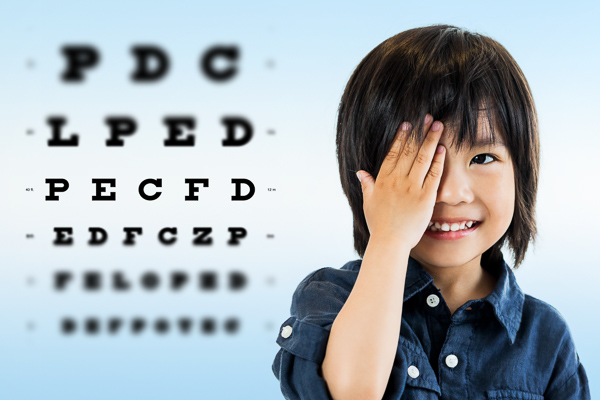 Child Myopia on the Rise