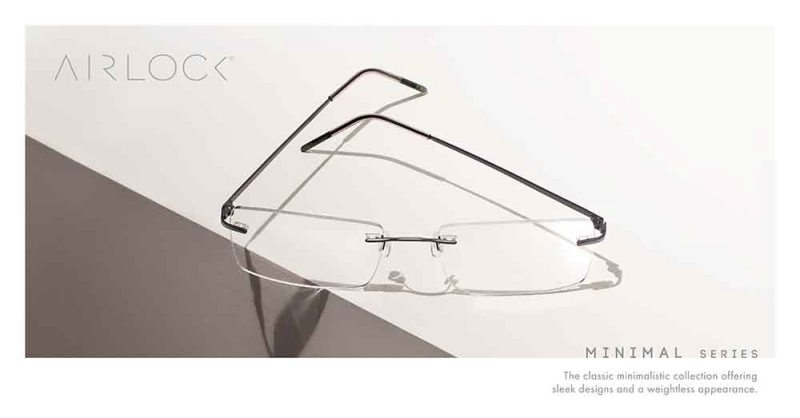 Airlock Rimless Collection