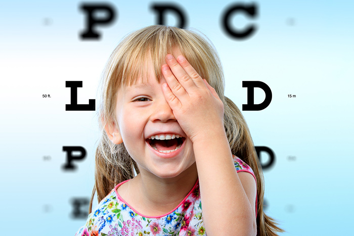 A Childrens Eye Test - What is Involved and How Accurate is It?