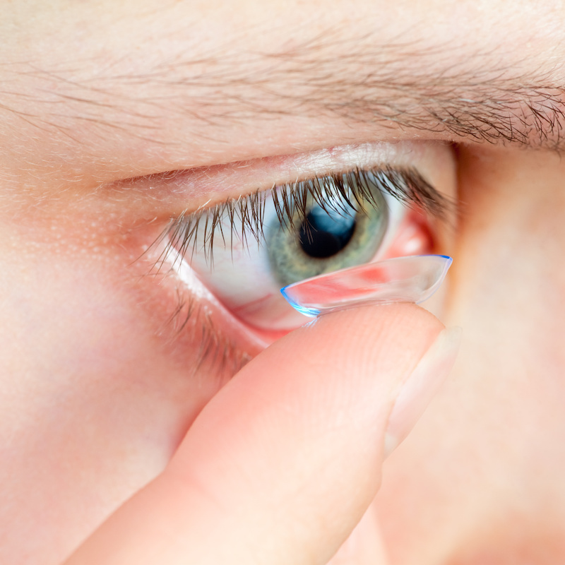 Importance of Hand Hygiene for Contact Lenses