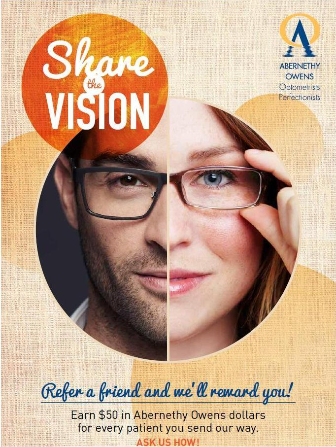 Share the Vision