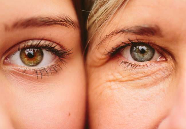 Our Ageing Eyes