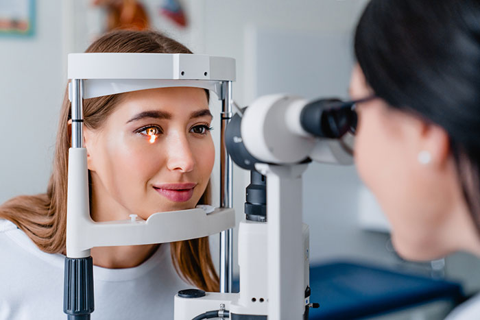 What is Involved in an Eye Test?
