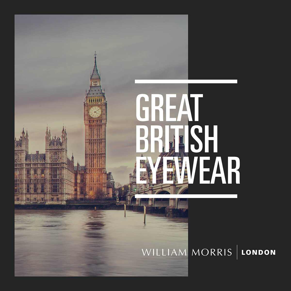 William Morris - Great British Eyewear
