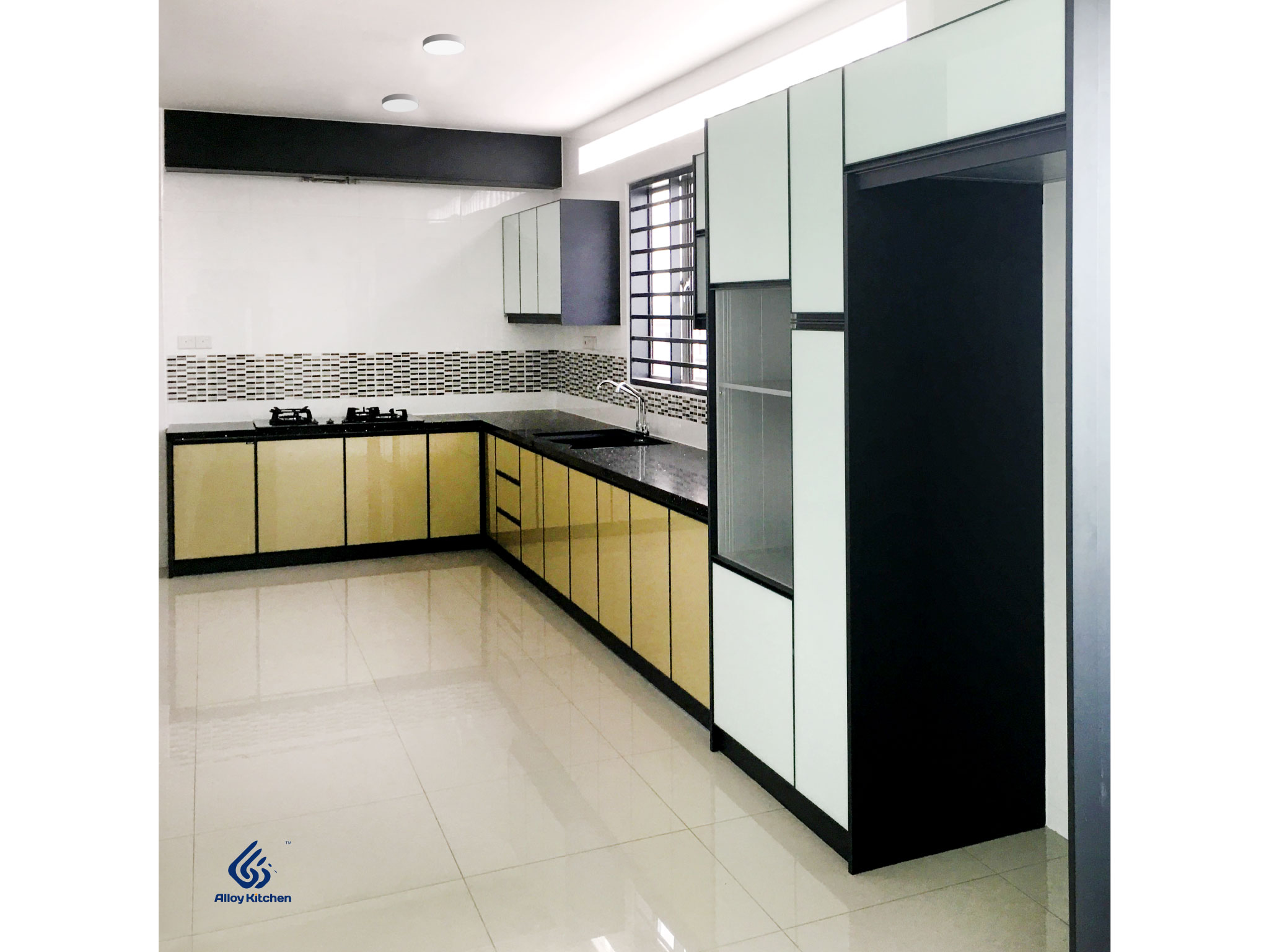 Alloy_Kitchen_Aluminium_Kitchen_Cabinet / Alloy Kitchen Aluminium Kitchen Cabinet