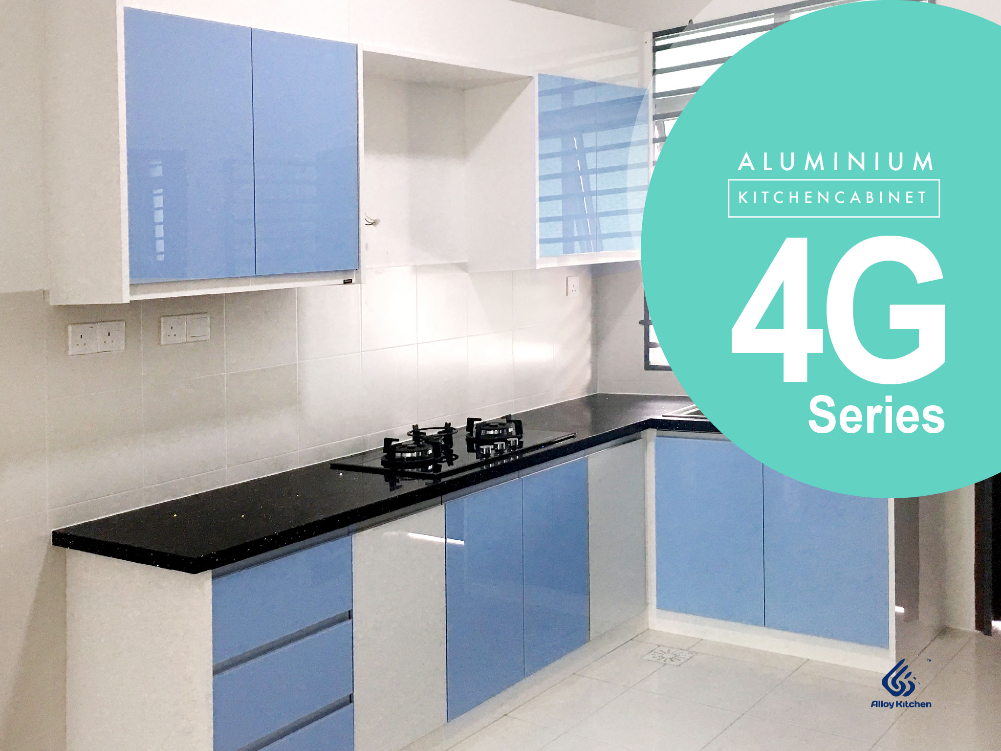 Kitchen Cabinet . 4G Series