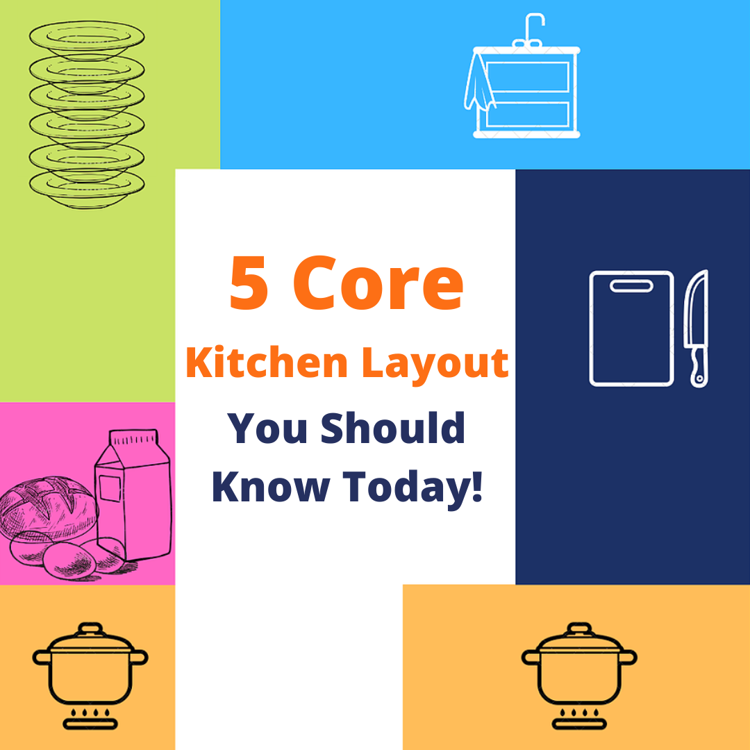5 Popular Types Of Kitchen Layout
