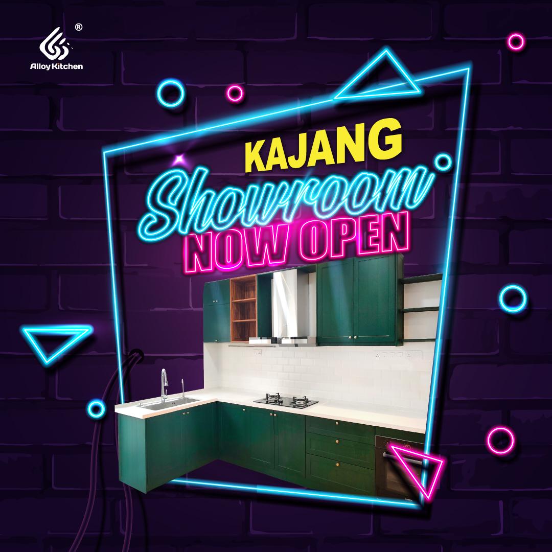 Alloy Kitchen Kajang Now Open
