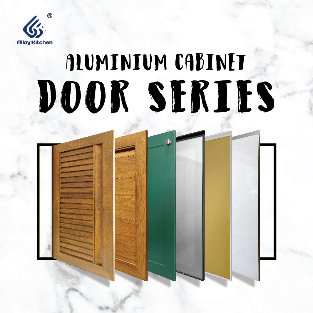 Alloy Kitchen Door Series