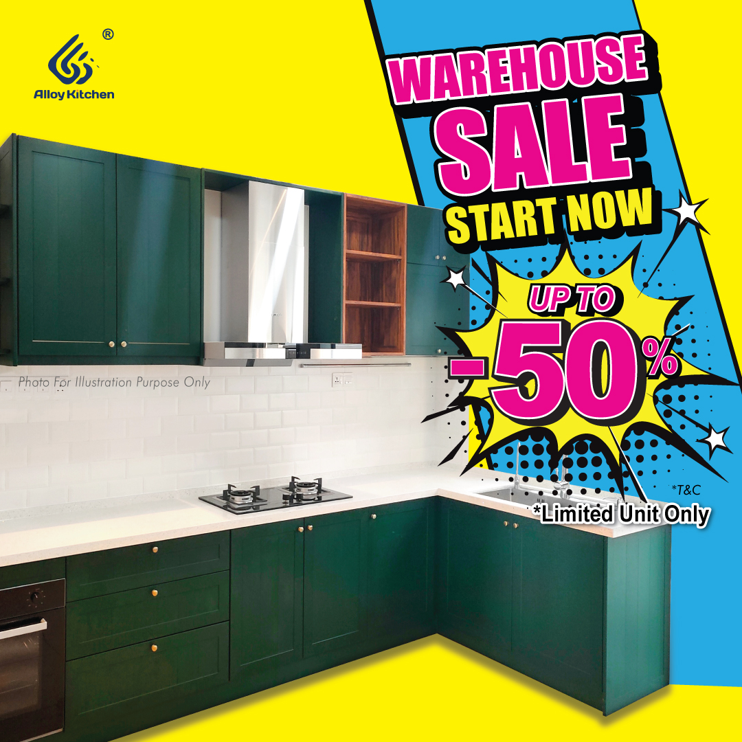 50% Discount Warehouse Sale 2020