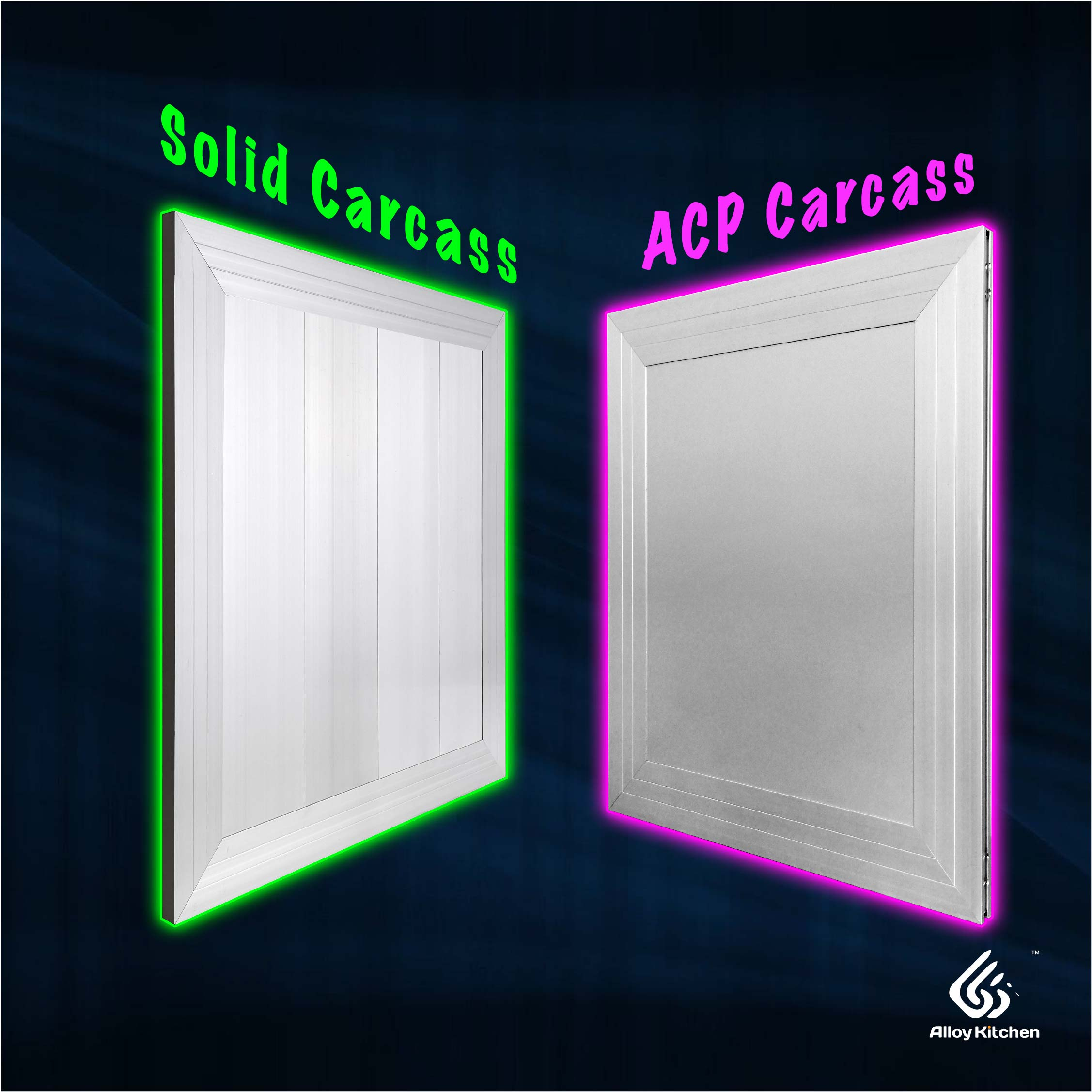 What Is The Difference Between ACP And Solid Carcass?