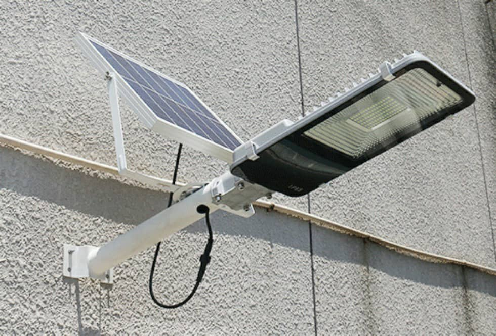 ANB LED Solar Street Light
