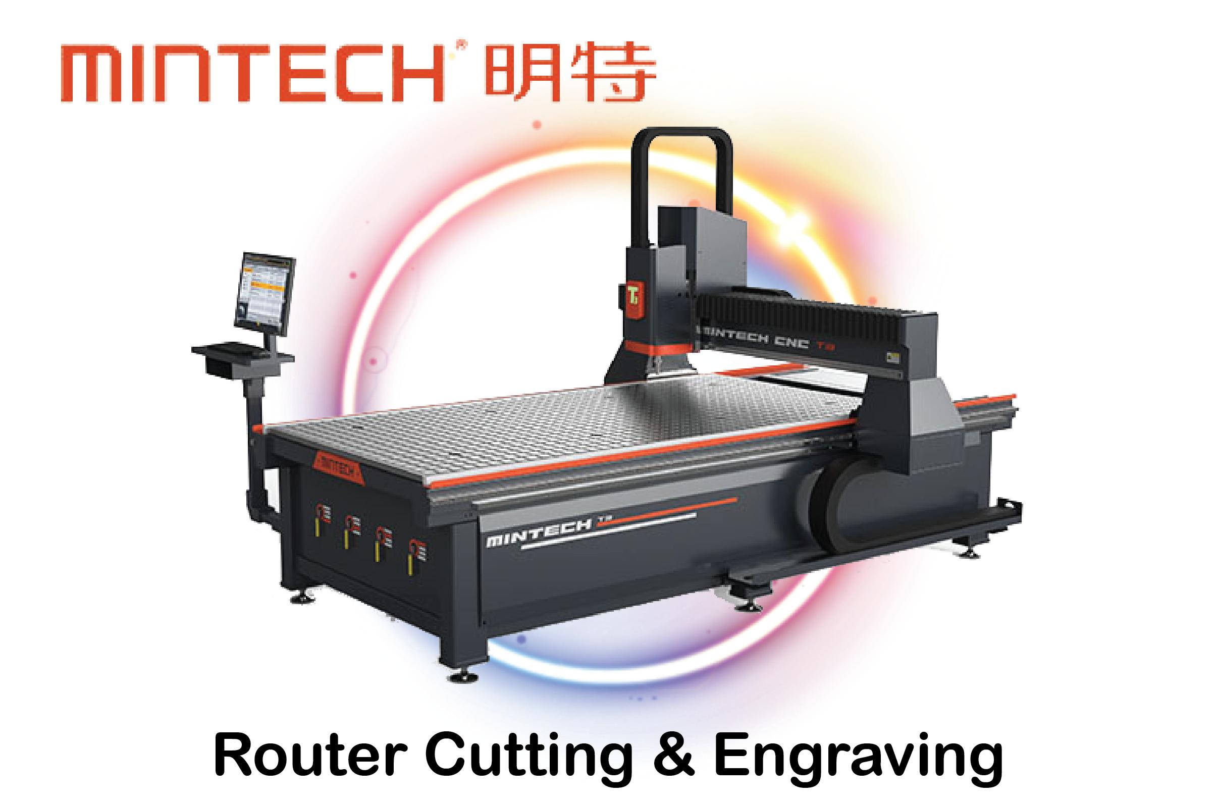 MINTECH T3 CNC ROUTER