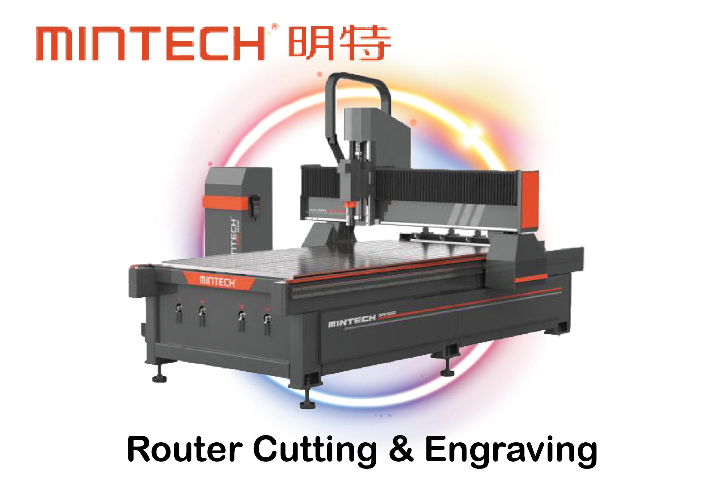 MINTECH T6 CNC ROUTER