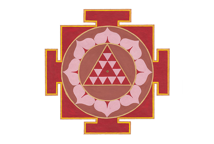 Personalized Planetary Yantra Meditation Training