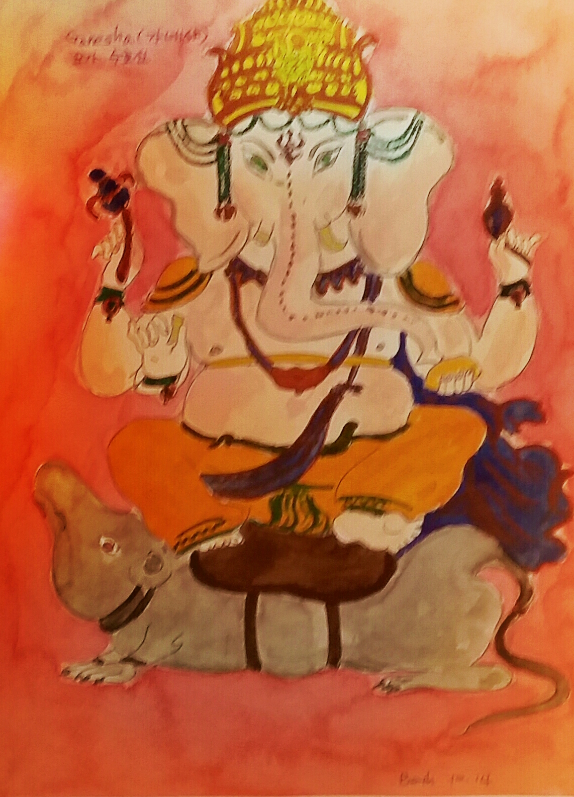 Ganesha Story
