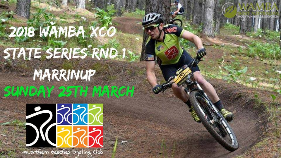 NBCC - 2018 XCO State Series Round 1 - Marrinup