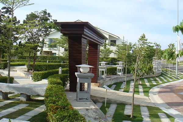 East Ledang, Nusajaya