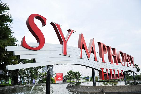 symphony hills, cyberjaya (ILAM Award)