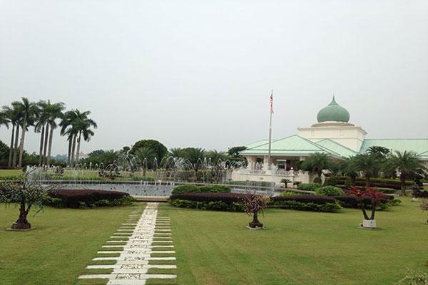 Kompleks Sri Perdana & PICC, Putrajaya